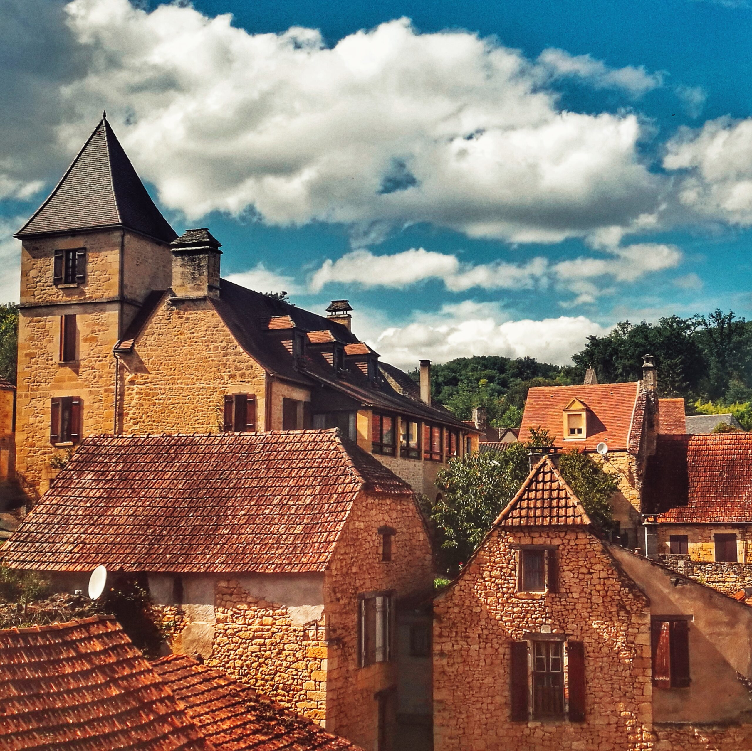 Sarlat la Caneda France: what to see and do in the capital of the Black Perigord