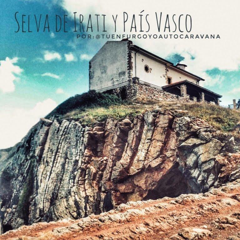 La Selva de Irati en furgo y País Vasco en autocaravana por @enfurgoyenautocaravana