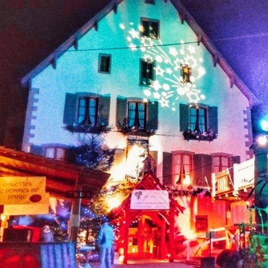 Ruta por la Alsacia en Navidad en autocaravana