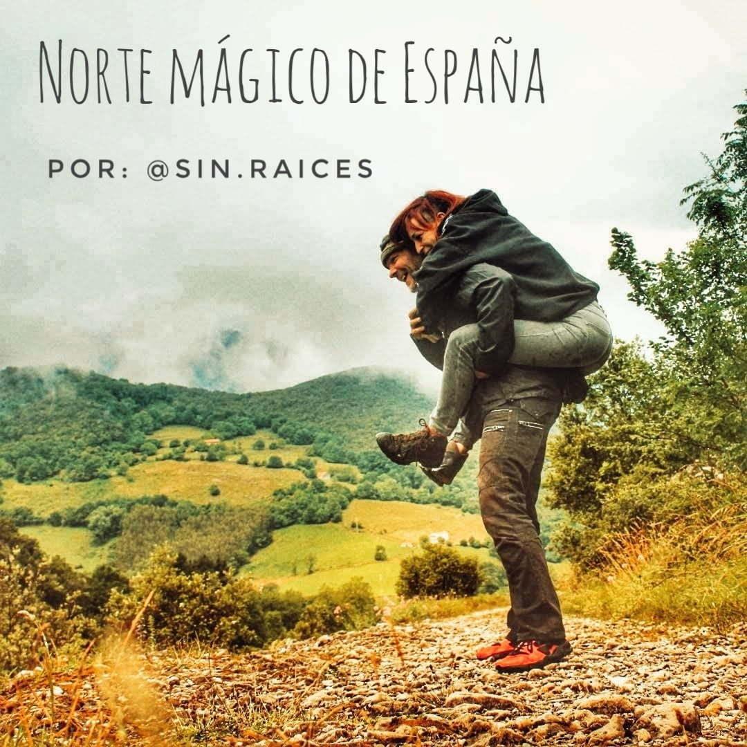 Magische Route entlang der Nordküste Spaniens: von Ost nach West mit @ sin.raices
