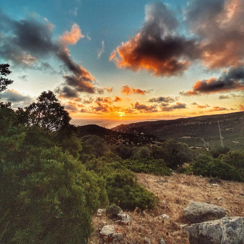 Bologne en camping-car ou van Mirador de la Cueva del Moro