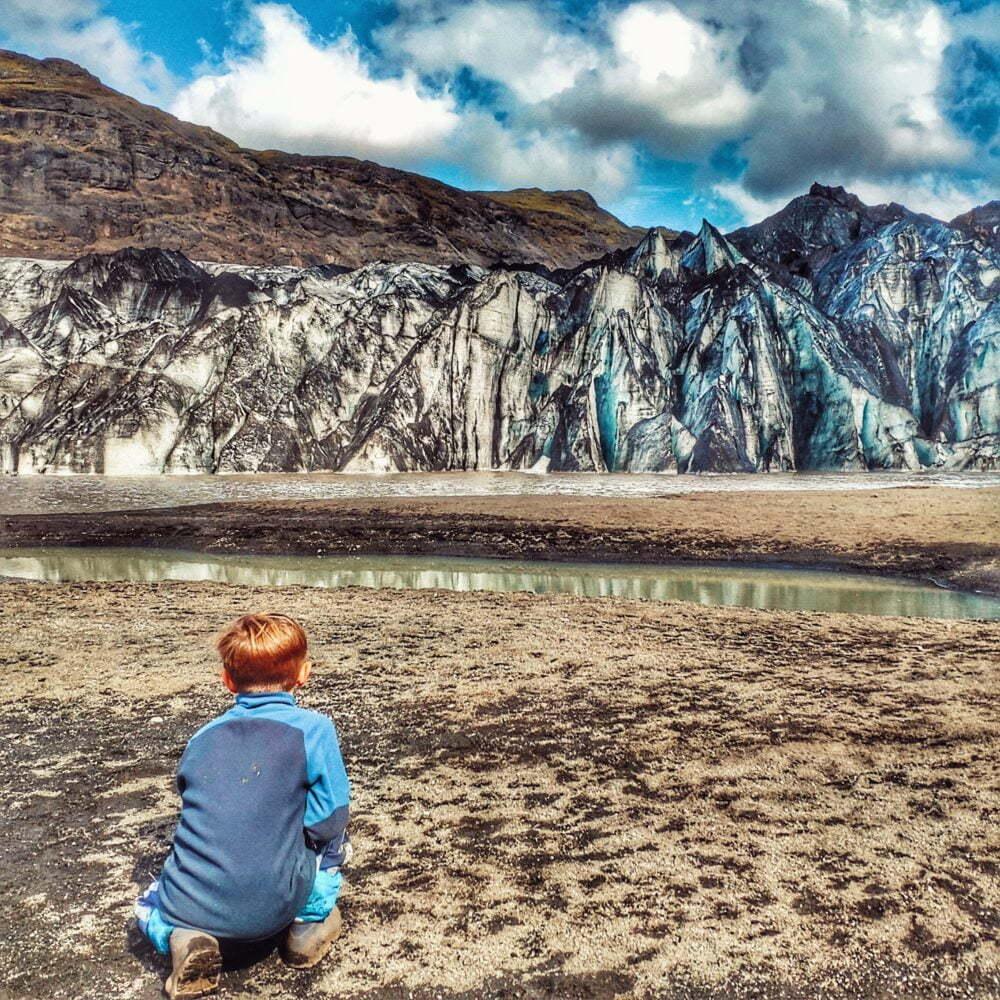 Islandia con niños en camper
