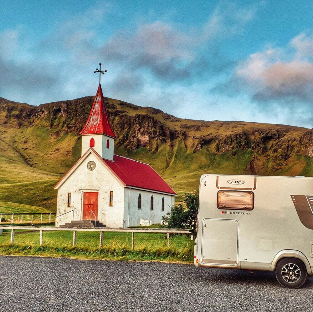 Islandia en autocaravana