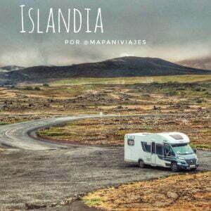 Islandia en autocaravana por @mapaniviajes