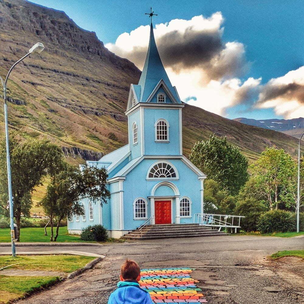 Islandia viajar en autocaravana