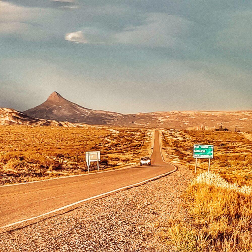 Route 40 Argentina in camper. Lasciando il percorso 6 a 40