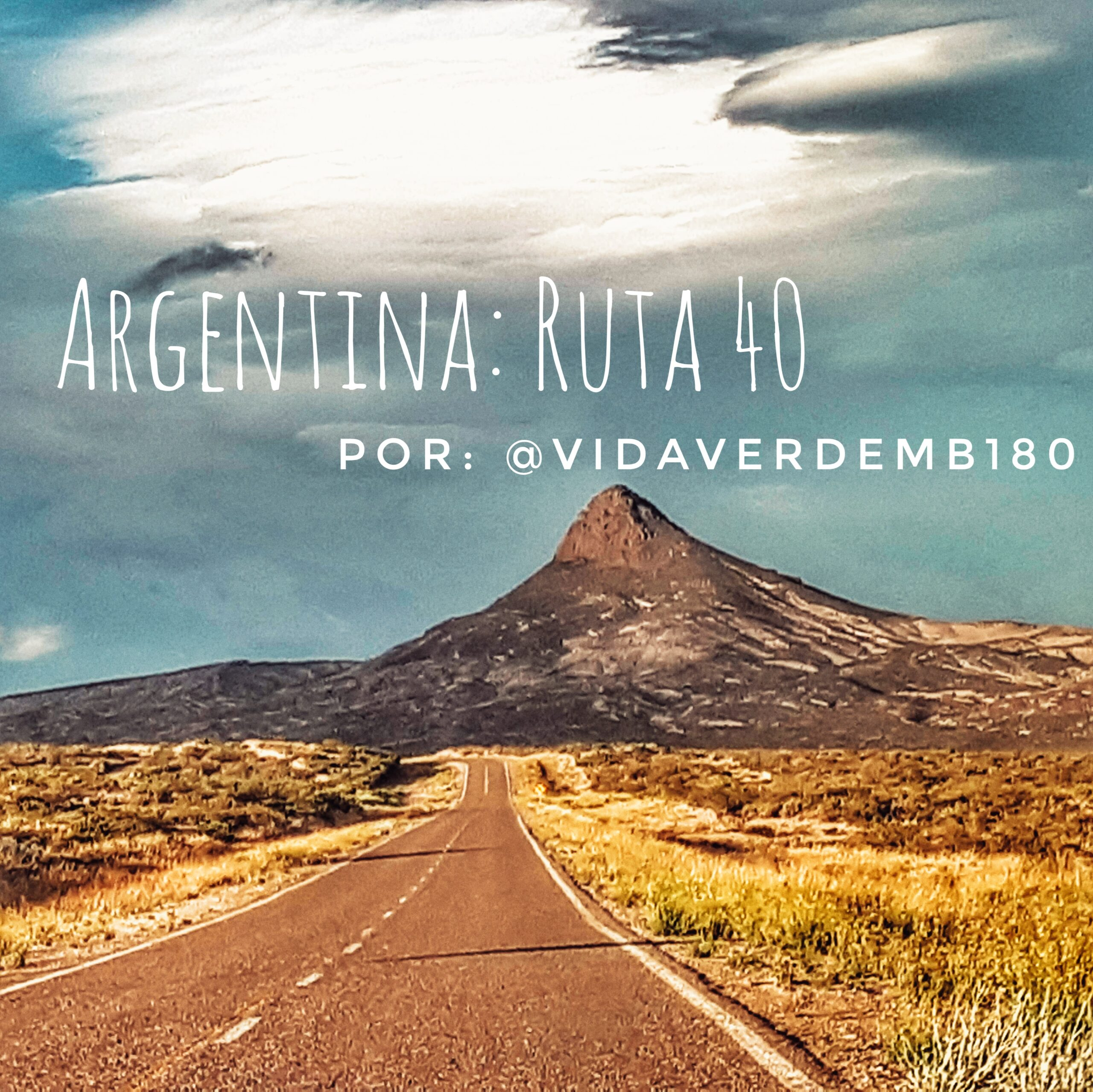 L'Argentine de bas en haut: route 40 par @ vidaverdemb180