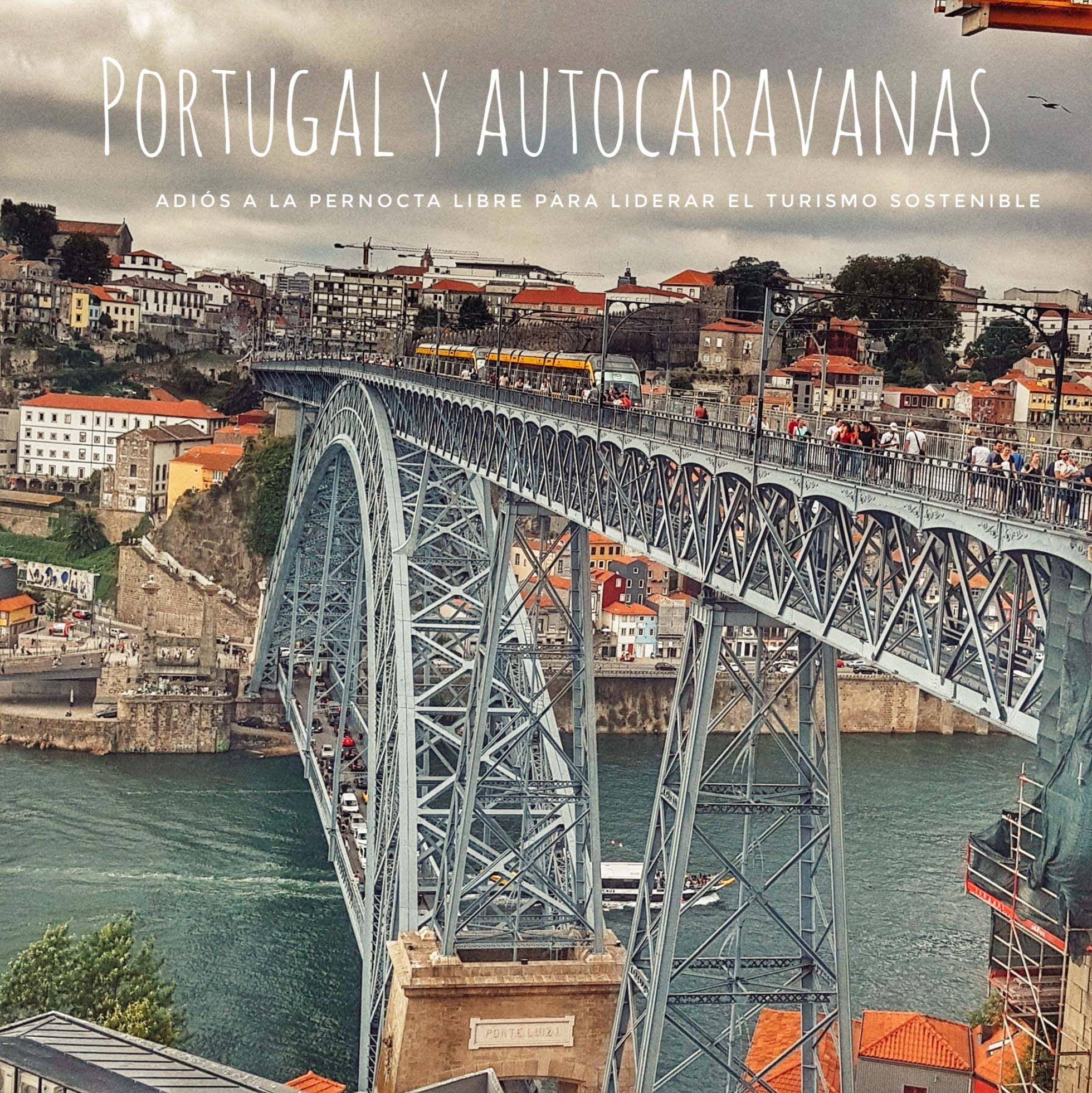 Portugal i autocaravanes: adéu a la pernocta lliure per liderar el turisme sostenible