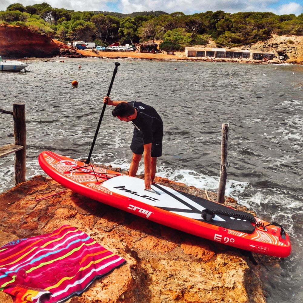 Padel surf en Ibiza