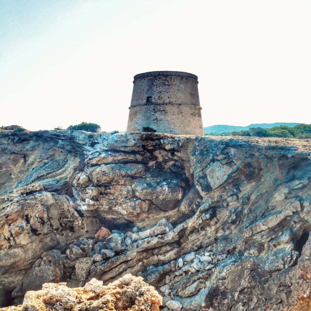 Torre de Rovira en Ibiza