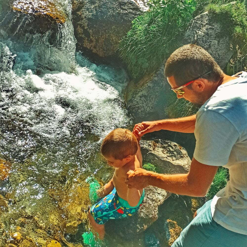 Nacimiento rio Ter, que ver en Camprodon