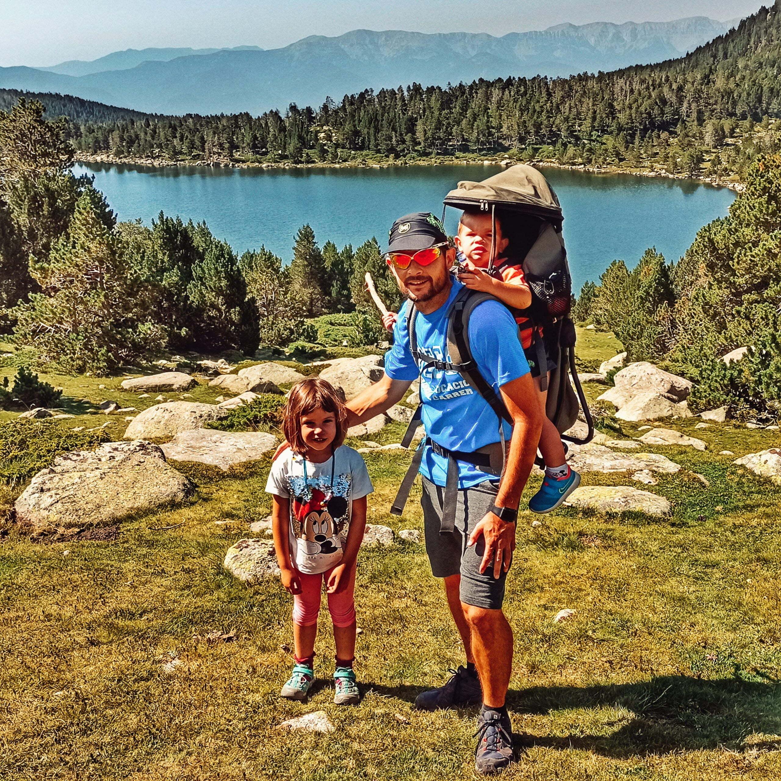 La Cerdanya con niños en nuestra ruta en camper