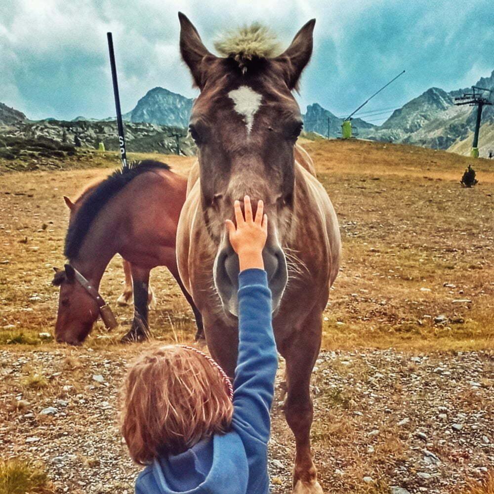 Andorra en autocaravana con niños