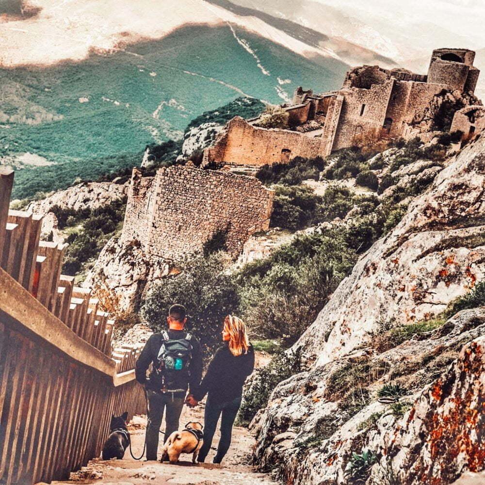 Ruta de los castillos cataros