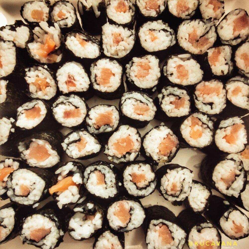 El paso a paso de como hacer sushi casero perfecto