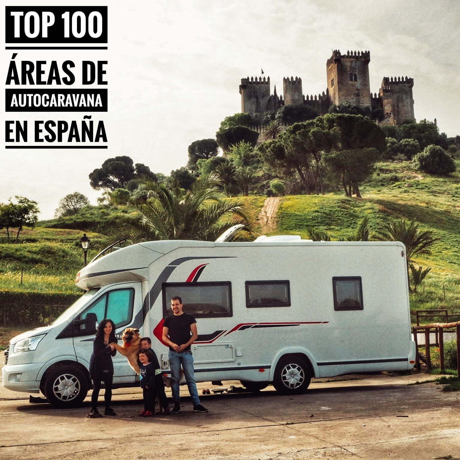 ▷ 👀 Les 100 meilleures zones de camping-car, où elles se trouvent selon les avis de vrais camping-cars