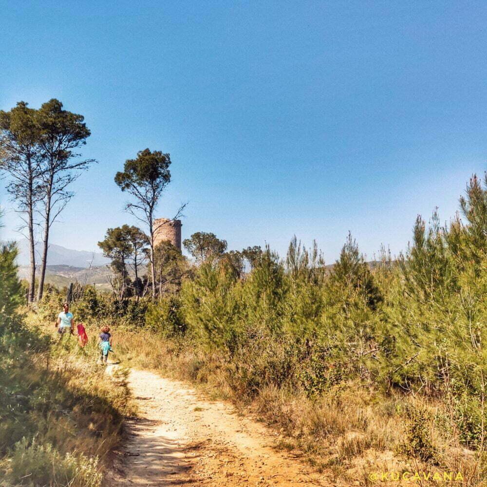 Castell Les Escaules