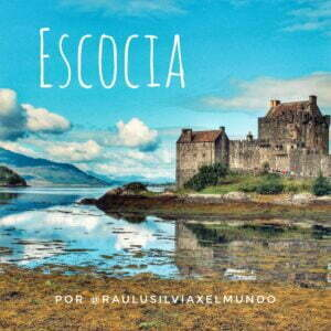 Scozia in camper o camper in 9 tappe di @raulysilviaxelmundo