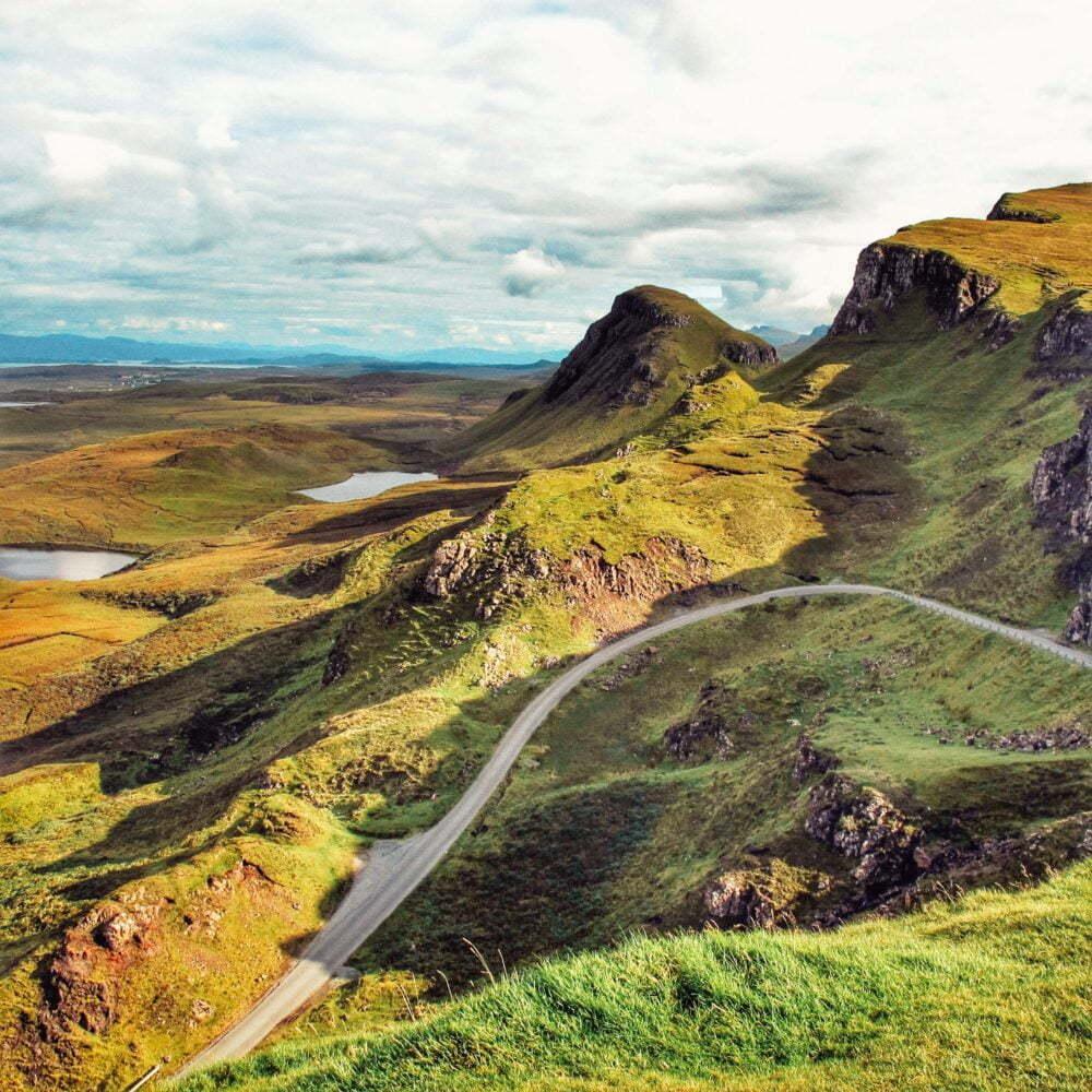 Escocia en autocaravana