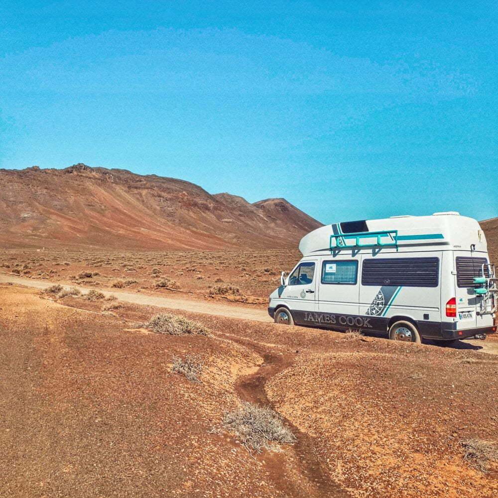 Fuerteventura en autocaravana