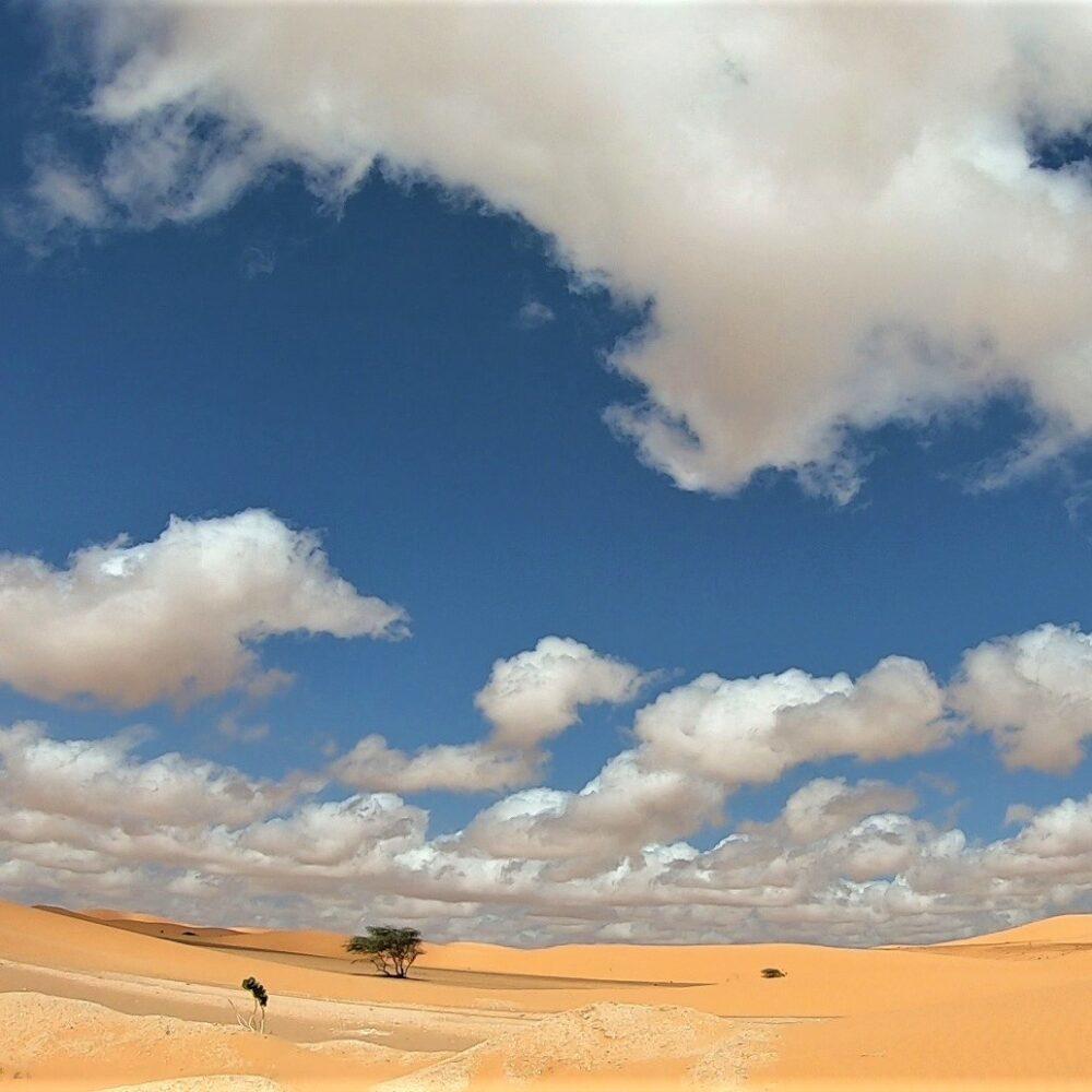 Sáhara en autocaravana
