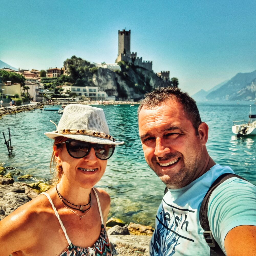 Lago di Garda en autocaravana