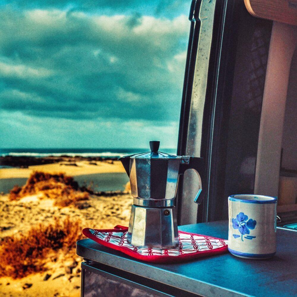 Fuerteventura en furgoneta camper
