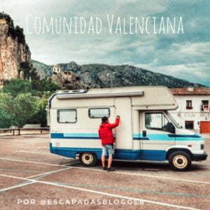 Lee más sobre el artículo Viaje por Alicante, Castellón y Valencia en autocaravana por los youtubers Escapadas Blogger