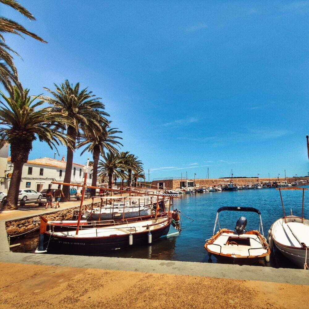 El port de Fornells