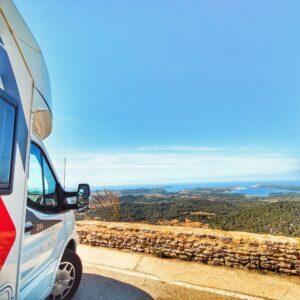 Monte Toro en autocaravana, el punto más alto de Menorca ¡con vistas sobre toda la isla!