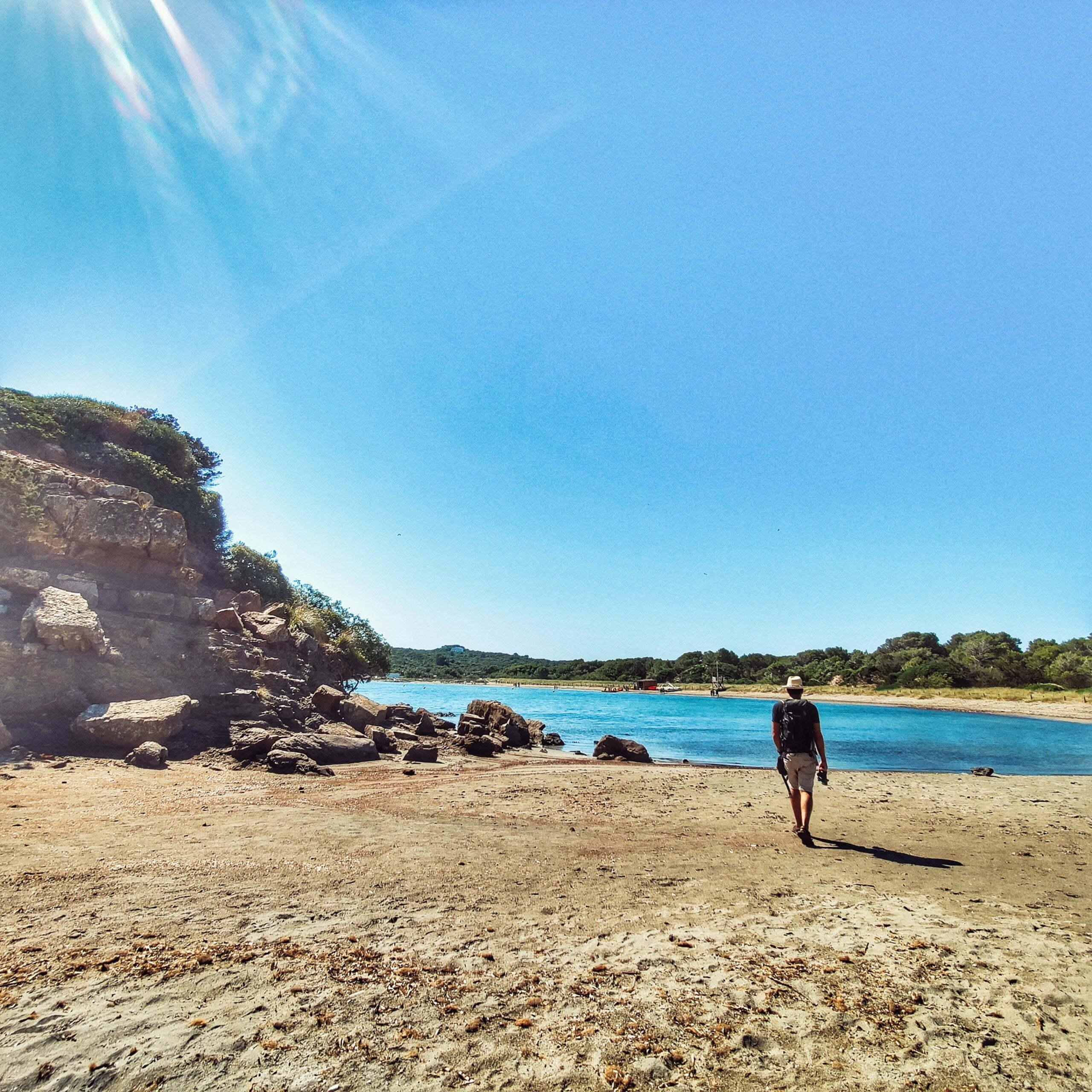 Lee más sobre el artículo La Albufera de Es Grau en autocaravana, uno de los imprescindibles de Menorca