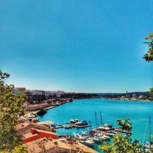 Mahón in camper, la capitale di Minorca e una bellissima città dei pirati!