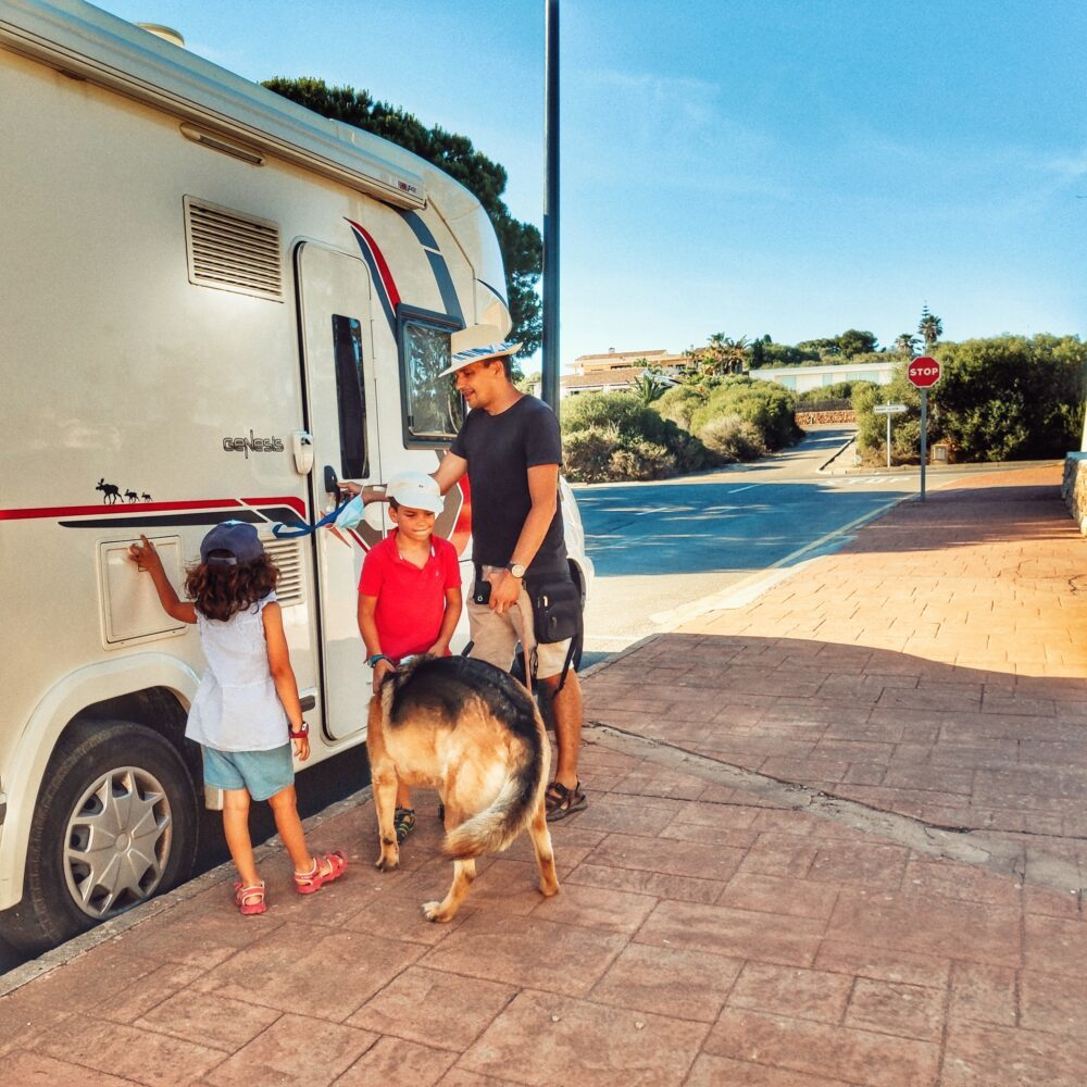 Parking camping-car Benibequer Vell