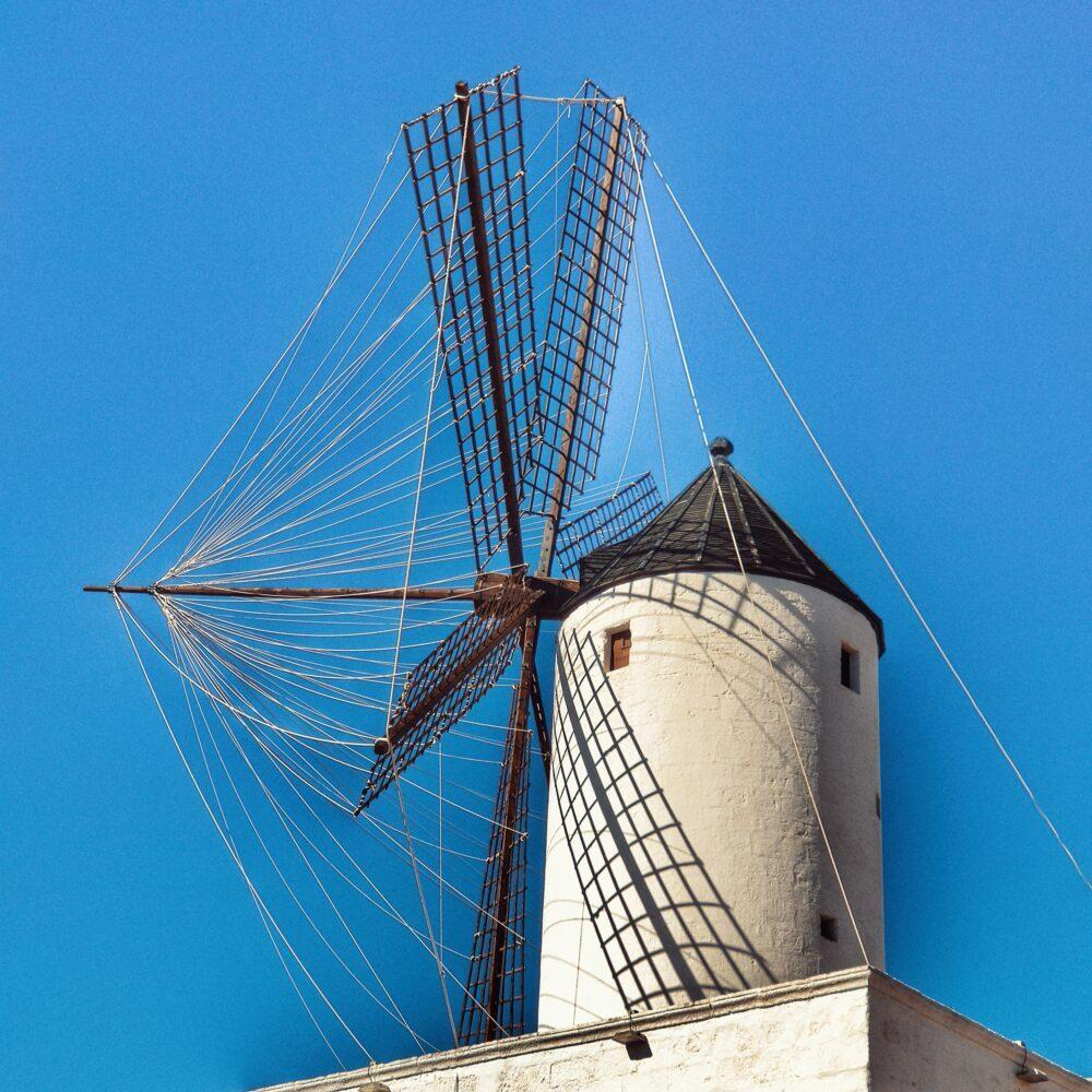 Molí a Ciutadella de Menorca