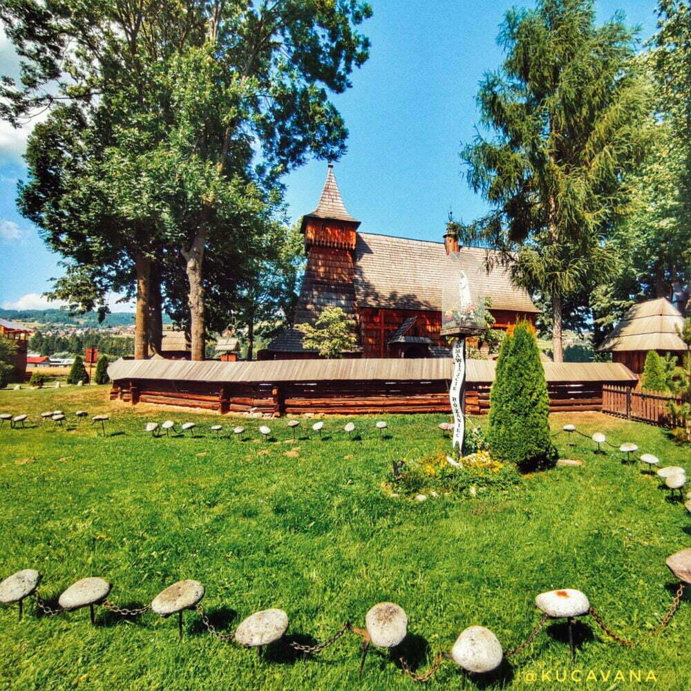 Chiesa di legno di Debno Patrimonio dell'Umanità
