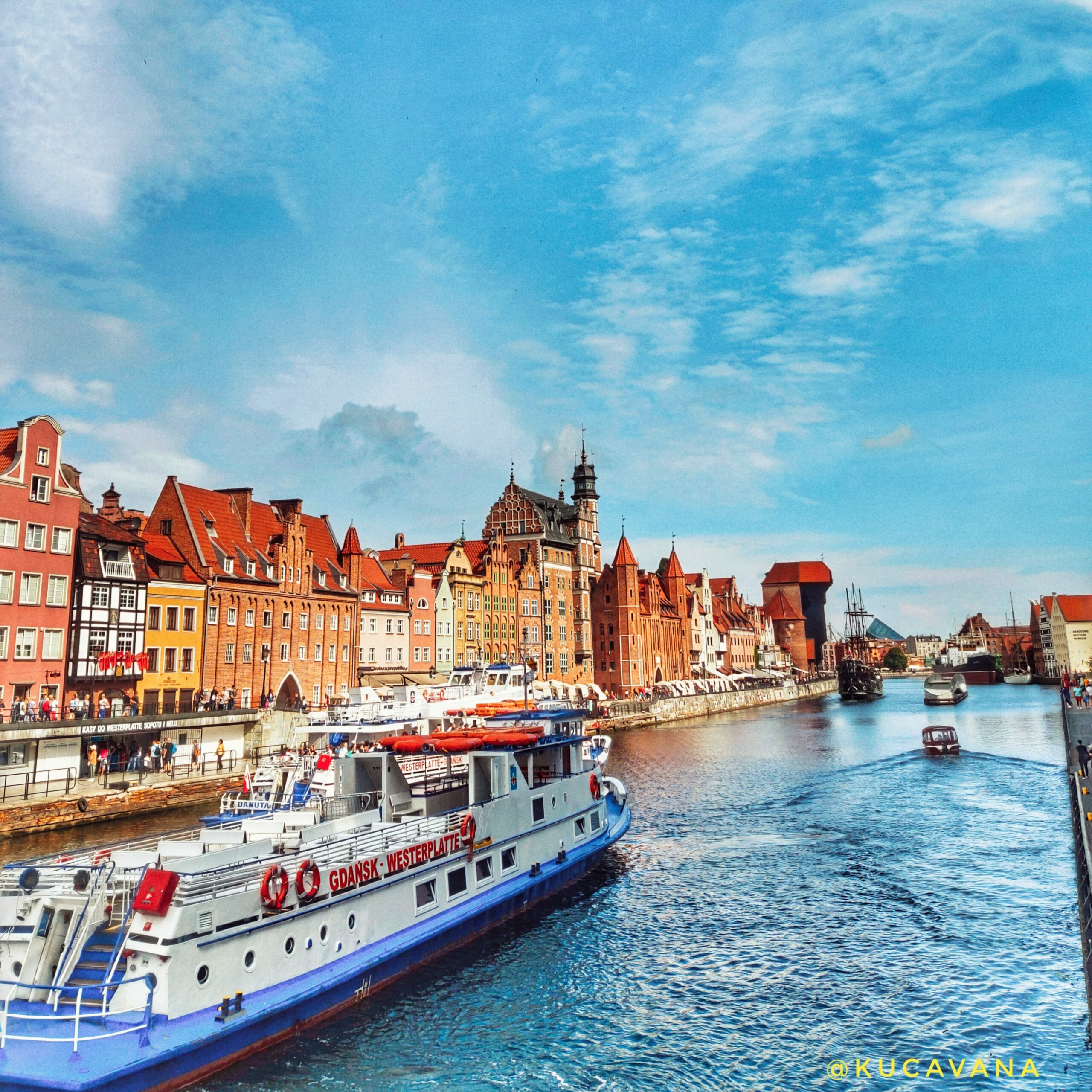 Read more about the article Gdansk by motorhome: breathe the history of Europe in 20 things to see and do!