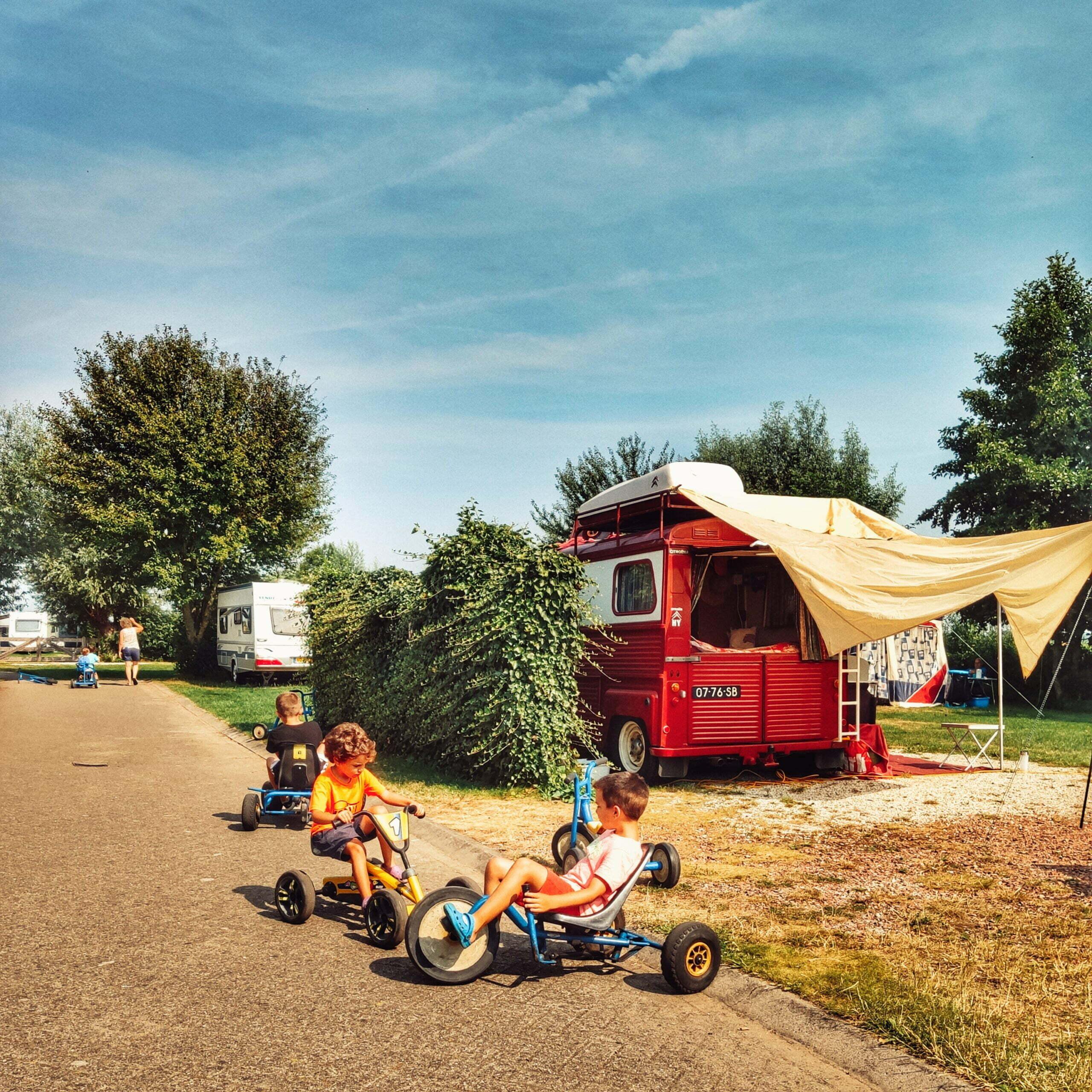 En savoir plus sur l'article de Haar's Mini Farm Camping