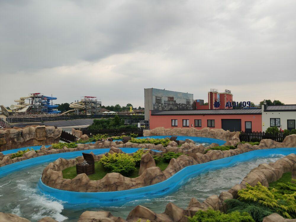 Atracción de agua de Energylandia