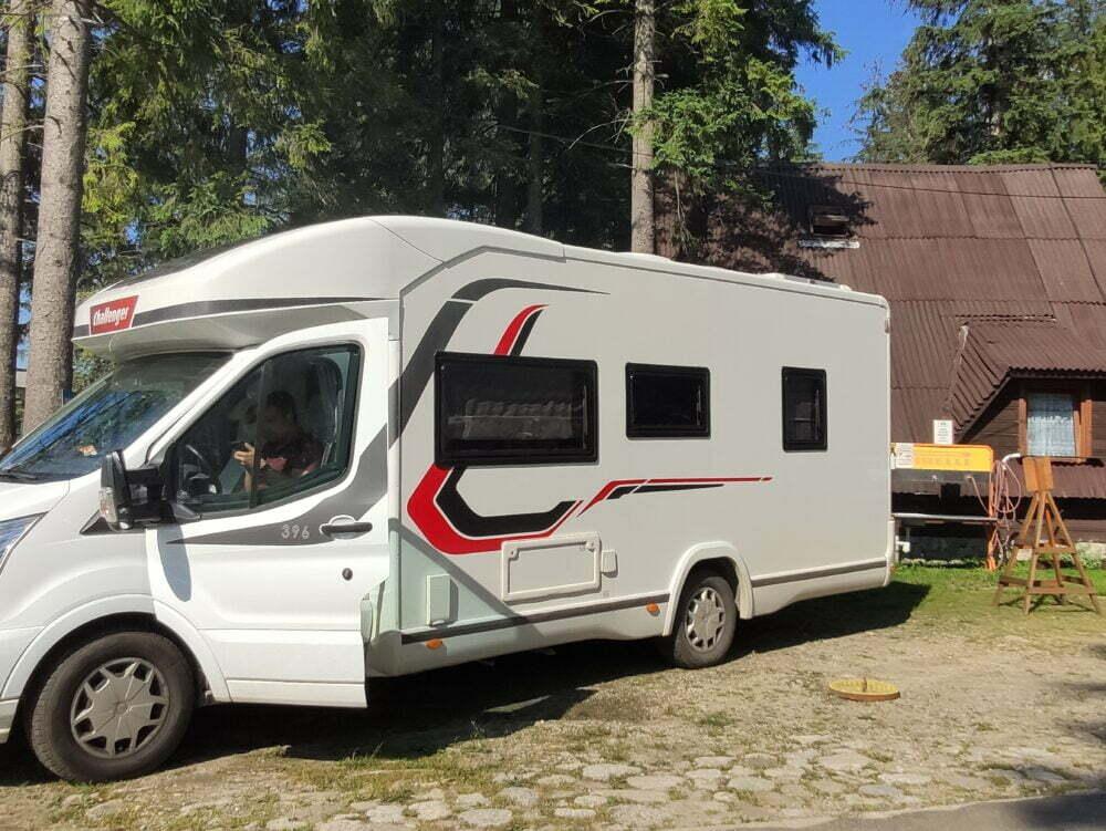 Camping nr 97 Pod Krokwią