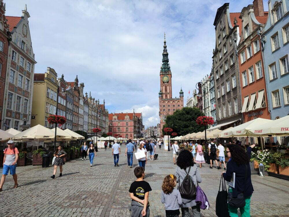 Se promener dans Gdansk