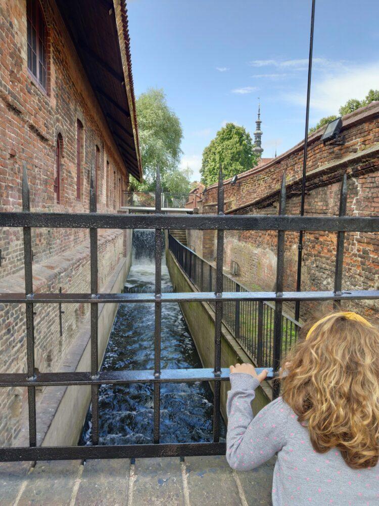 Canaux de Gdansk