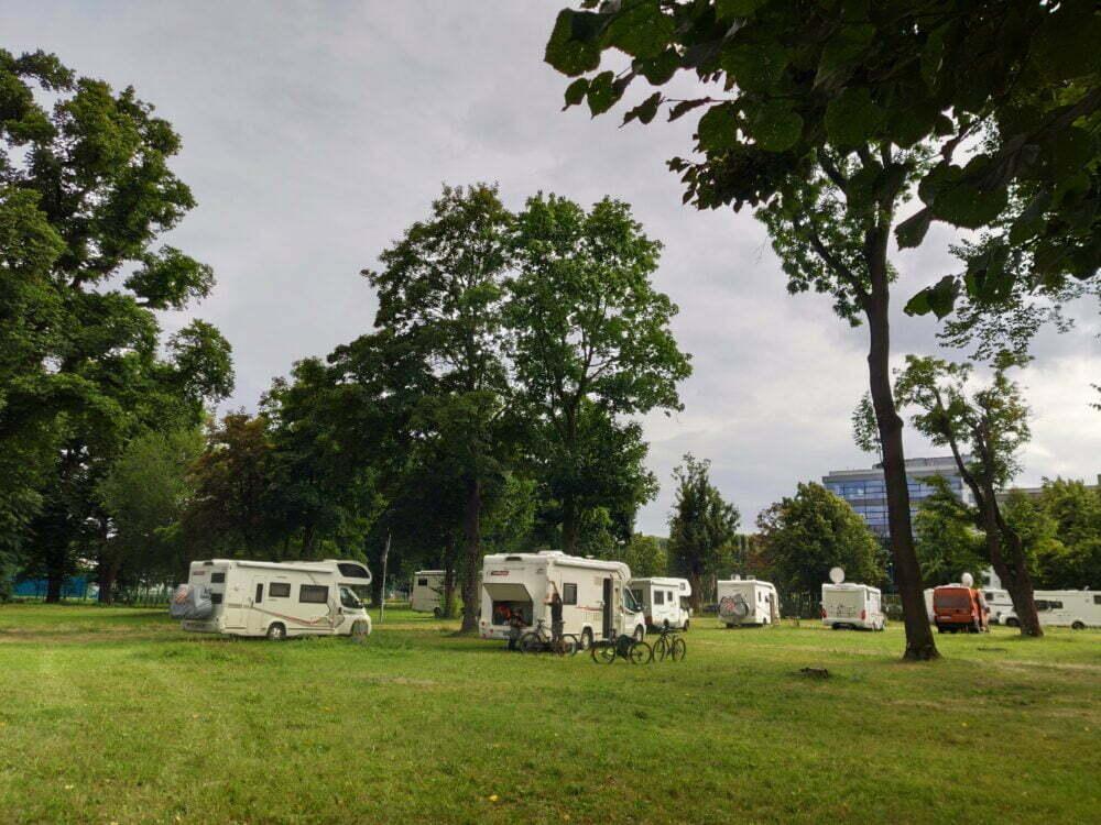 Gdansk en camping-car