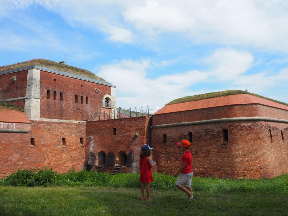 Edificio defensivo de Zamosc