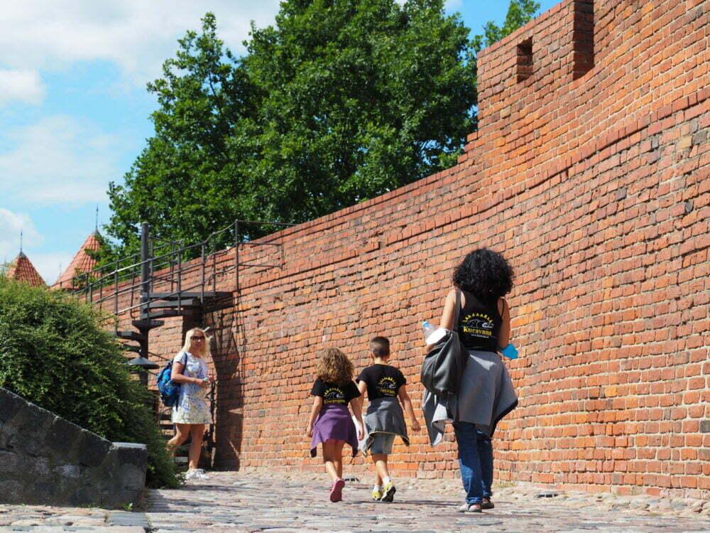 Murallas ciudad vieja de Varsovia