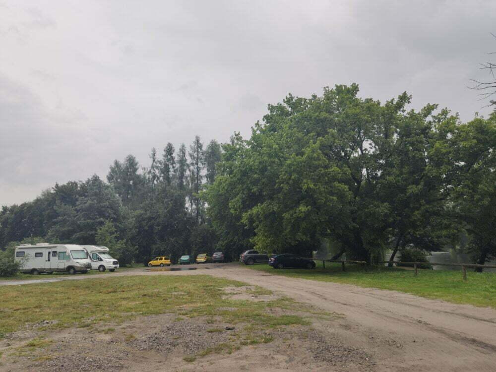 Roztocze en autocaravana en Polonia
