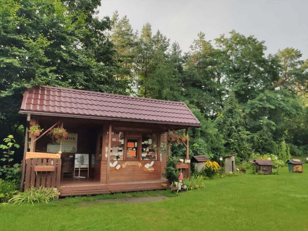 Parque Natural de Roztocze en Polonia