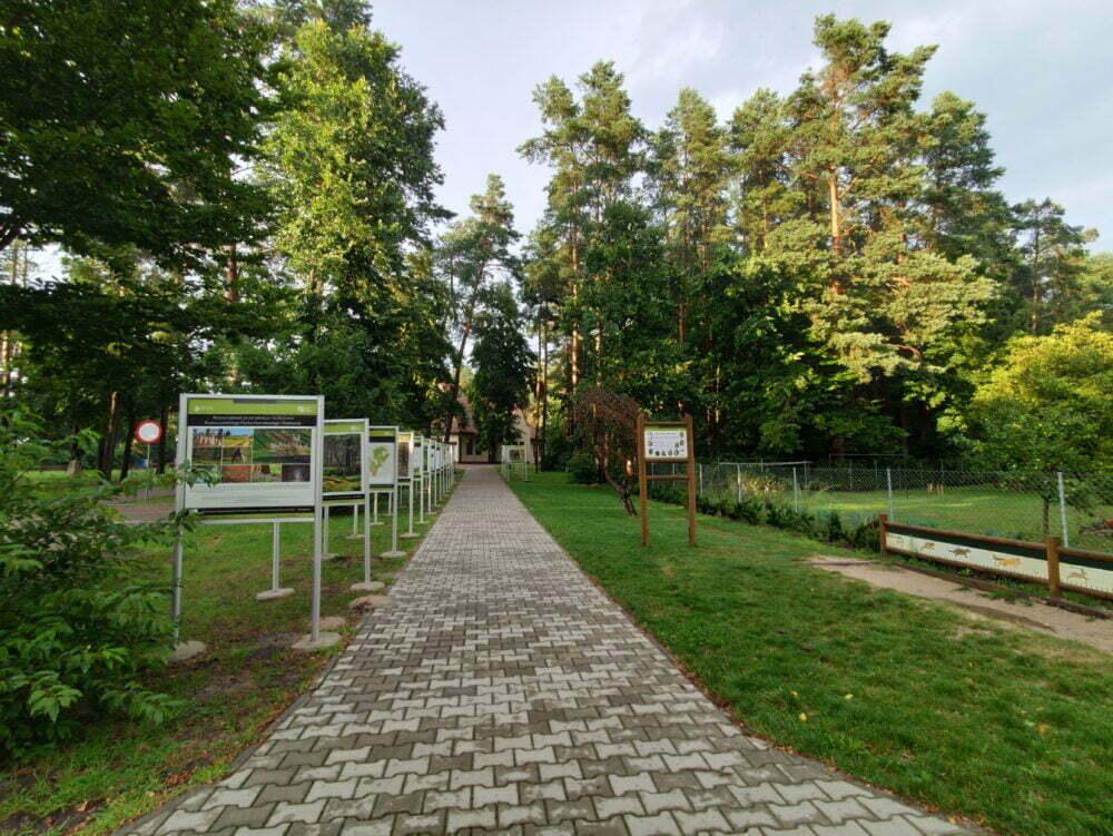 El Parque Natural de Roztocze en Polonia