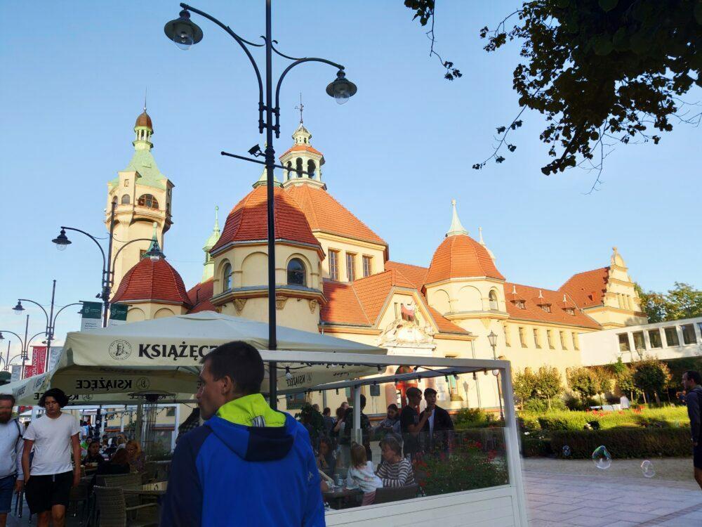Iglesia de Sopot