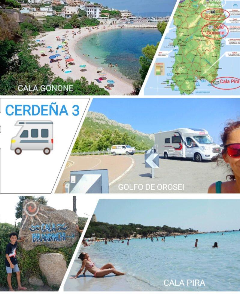 La Sardaigne en camping-car